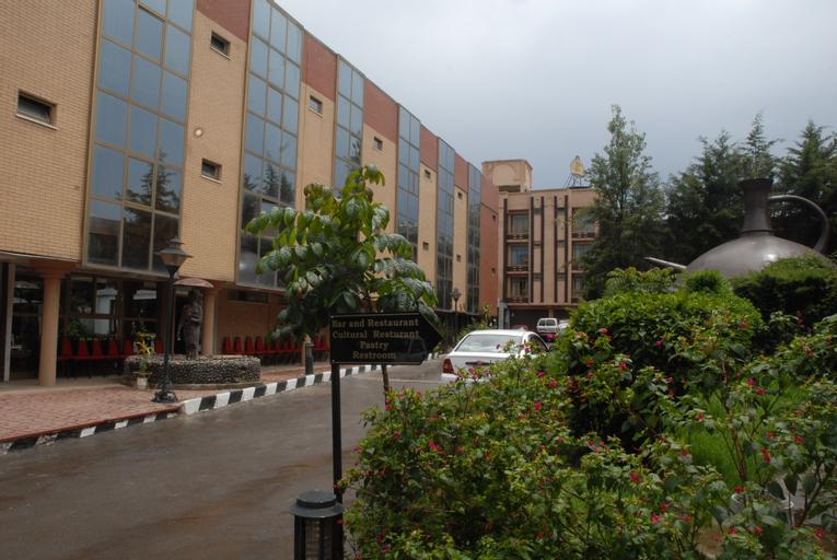 Crown Hotel, Addis Abeba