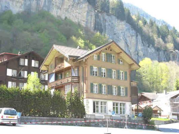 Hornerpub Apartments, Interlaken