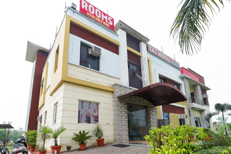 OYO 46269 Hotel New Taj, Rupnagar