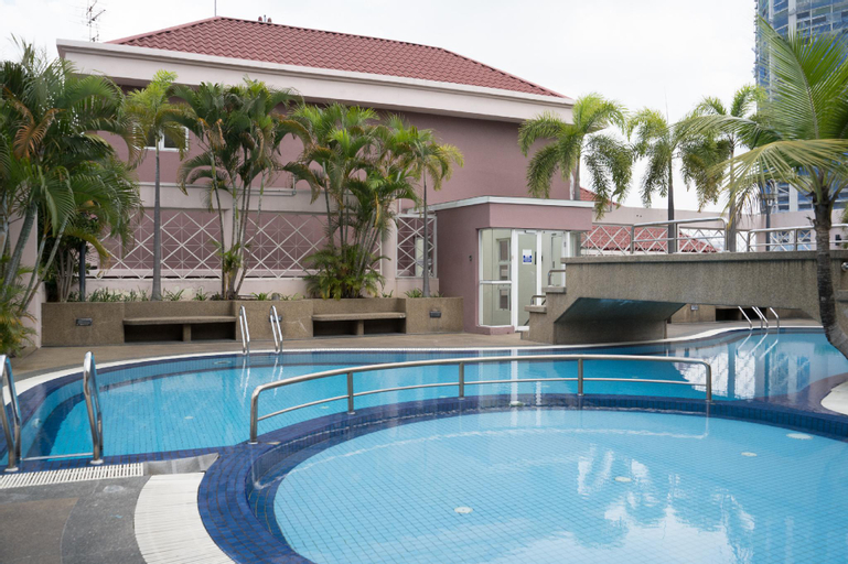 OYO Home 1020 Comfy 1 Bedroom Casa Mutiara, Kuala Lumpur