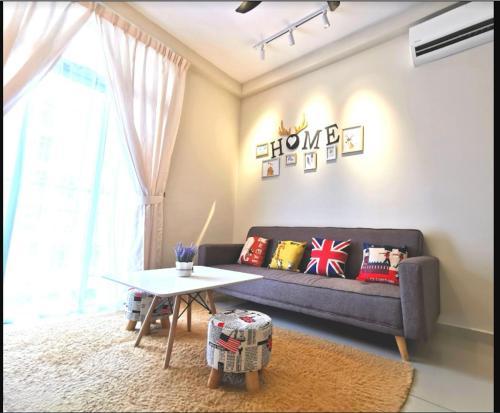 One Sentral Cozy Homestay, Johor Bahru