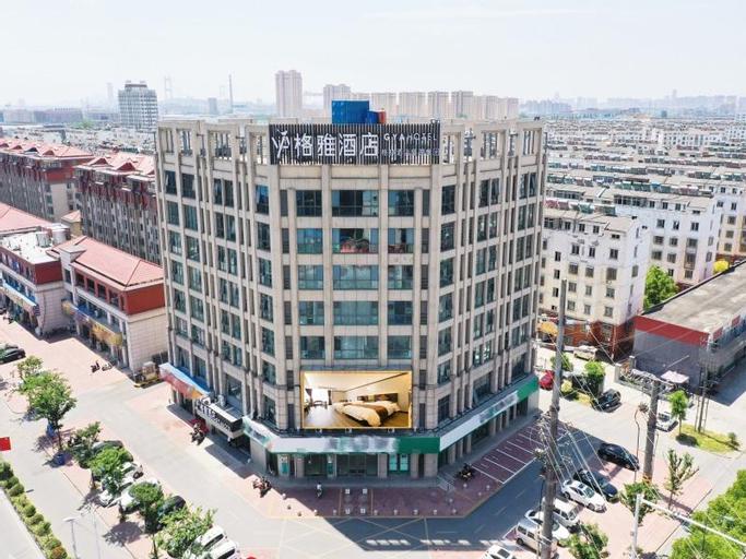 GYA Taizhou Jingjiang City South Century Plaza Hotel, Taizhou