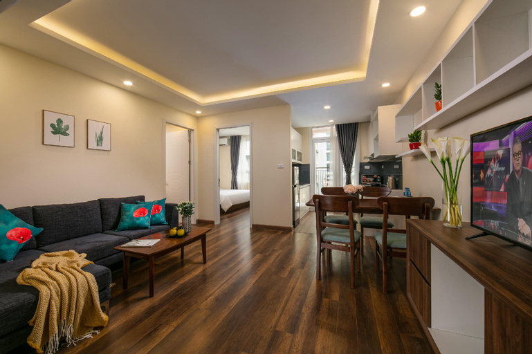 Paradiso Hotel Residence, Hoàn Kiếm