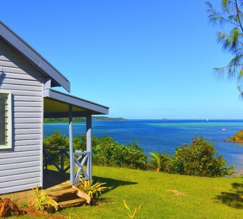 Bay of Plenty Nature Lodge, Ba