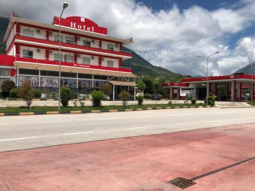 Autogrill, Hotel & Restaurant, Tepelenës