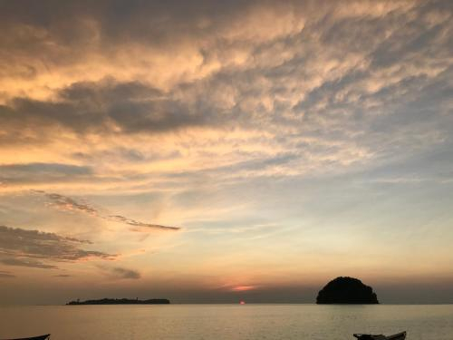Norsah Chalet Mantanani Islands, Kota Marudu