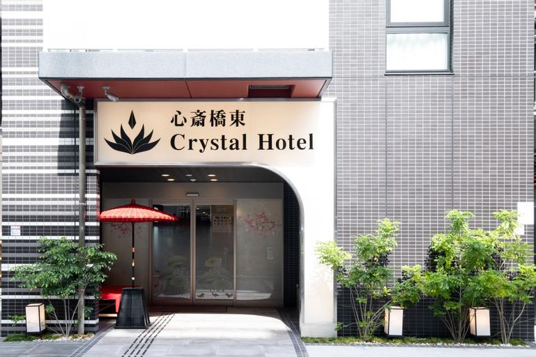 Shinsaibashi-Higashi Crystal Hotel, Osaka