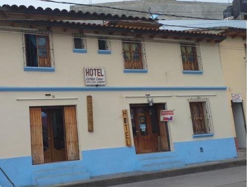 HOTEL CRISTOBAL COLON, San Cristóbal de las Casas
