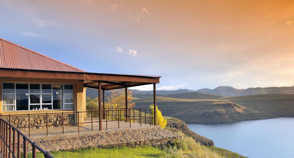 Katse Lodge,