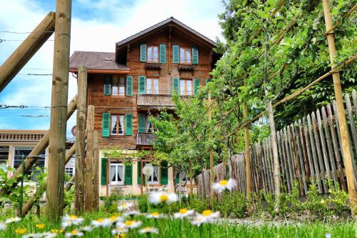 Edelweiss Lodge, Interlaken