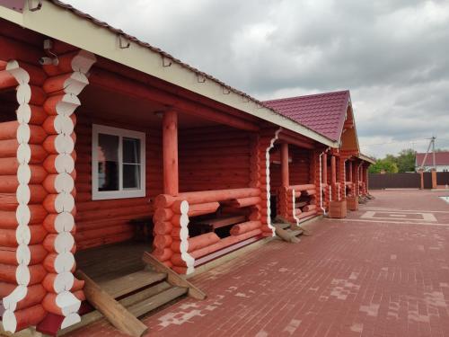 Guesthouse Krutogorye, Lipetskiy rayon
