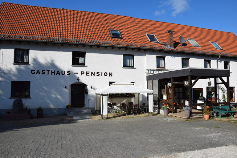 Gasthof Bergfriede, Bergstraße