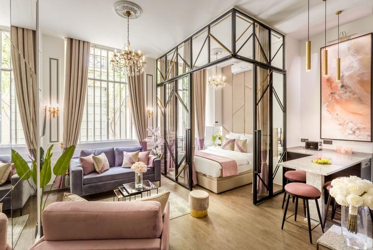 Luxury 3 Bedroom Loft - Le Marais, Paris