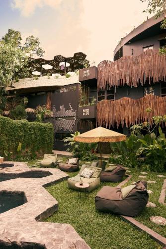 Maka Hotel Boutique, Cozumel