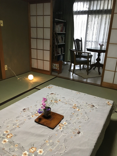 Guesthouse on, Sakaide