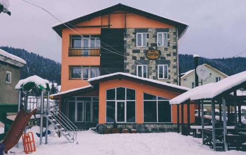 Hotel DAVITI, Borjomi