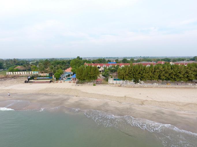 The Paradise Resort Chaosamran Beach, Ban Laem