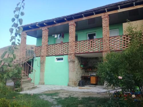 Summer house Eagle Legend, Kaspi