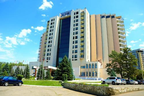 AK-Keme hotel, Biškek