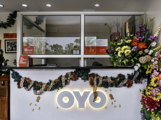 OYO 614 D'Pinetrees Hotel, Johor Bahru