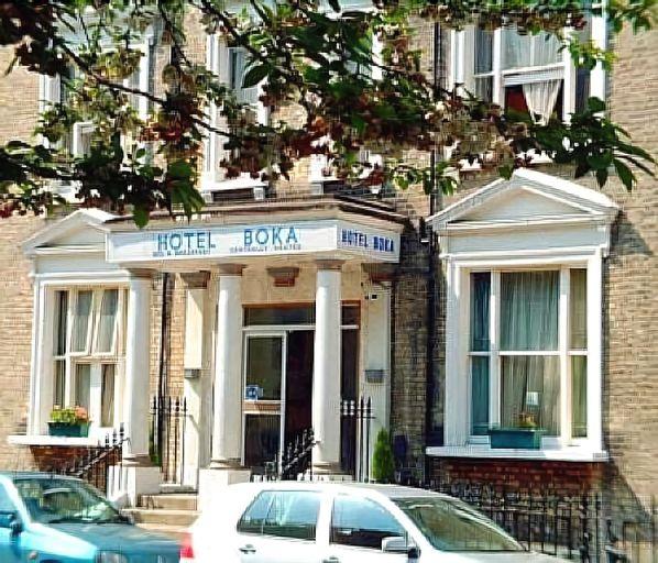 Boka Hotel, London