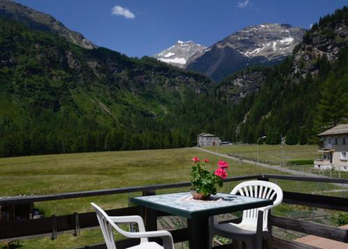 Rifugio Cavaglia, Bernina