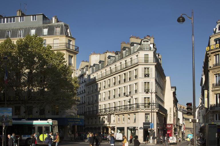 Hôtel Belloy Saint-Germain, Paris