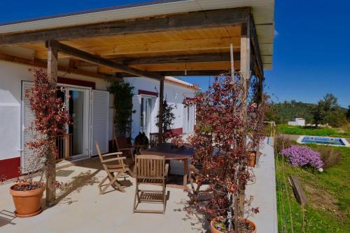 Cal Velho Holiday Lodge, Odemira