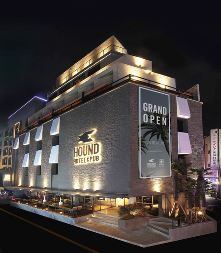 Hound Hotel Seomyeon, Busanjin