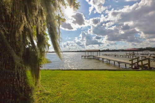 The Hideaway House on Lake Placid, Florida, Highlands