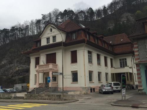 Orient Palace, Delémont