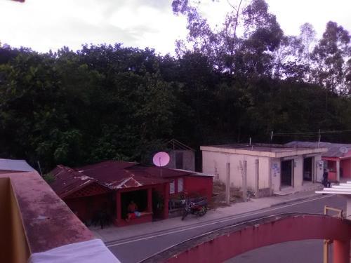 Hotel car wahs La Patrona, Piedra Blanca