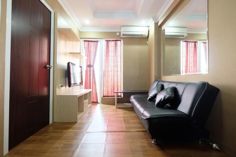 Relaxing 2BR Mutiara Bekasi Apartment, Bekasi
