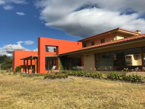 Casa El Capuli, Latacunga
