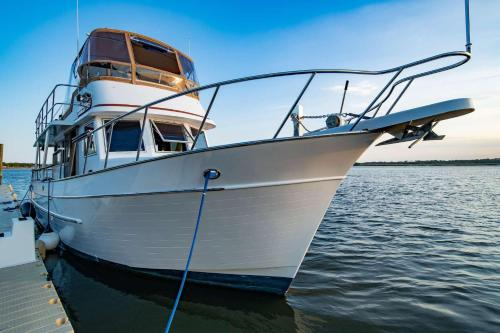 My Way Boat, Saint Johns