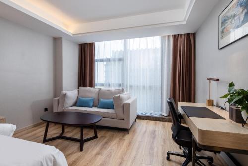 Metropolo Jinjiang HotelChangzhou Jintan District Government Wuyue Square, Changzhou