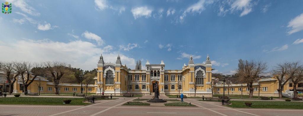 Glavnye Narzanye Vanny, Kislovodsk