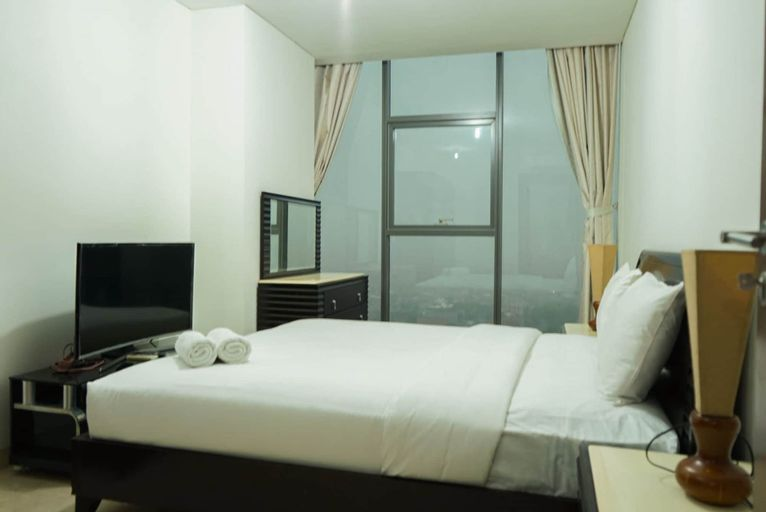2BR with Study Room at L'Avenue Apartment, South Jakarta