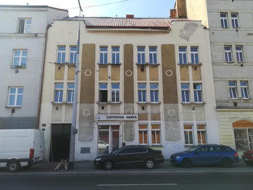 ubytovna/hostel Harfa, Praha 9