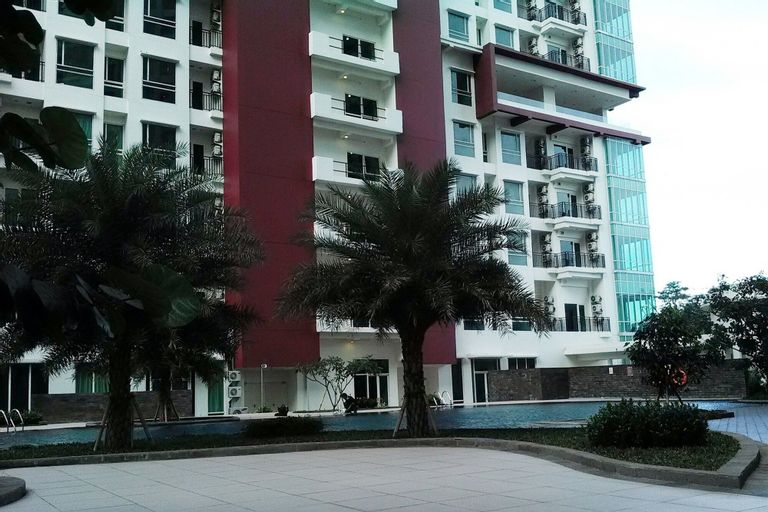 Apartment 2BR @Woodland Park Residence By Travelio, South Jakarta