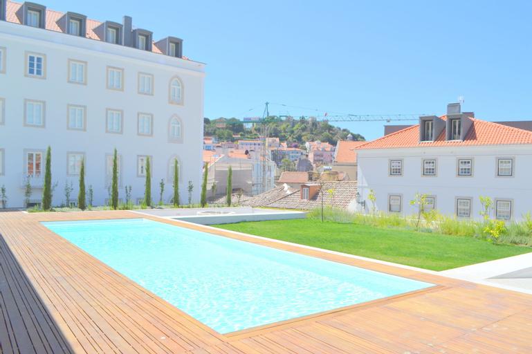 RH Mouraria Garden, Lisboa