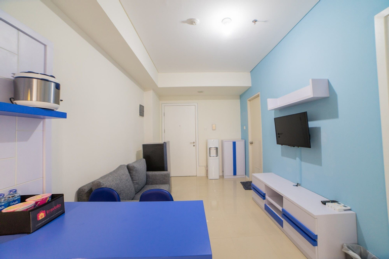 Cozy Apartment at Parahyangan Residence with Direct Access to Swimming Pool, Bandung