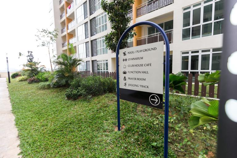 Taman Daya Homybed Homestay, Johor Bahru