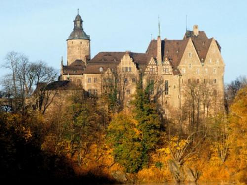 Zamek Czocha, Lubań