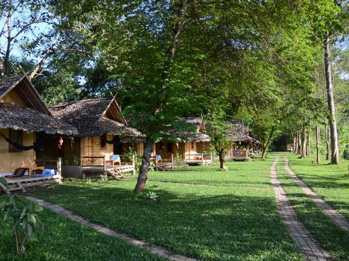 Baan Pai Riverside, Pai