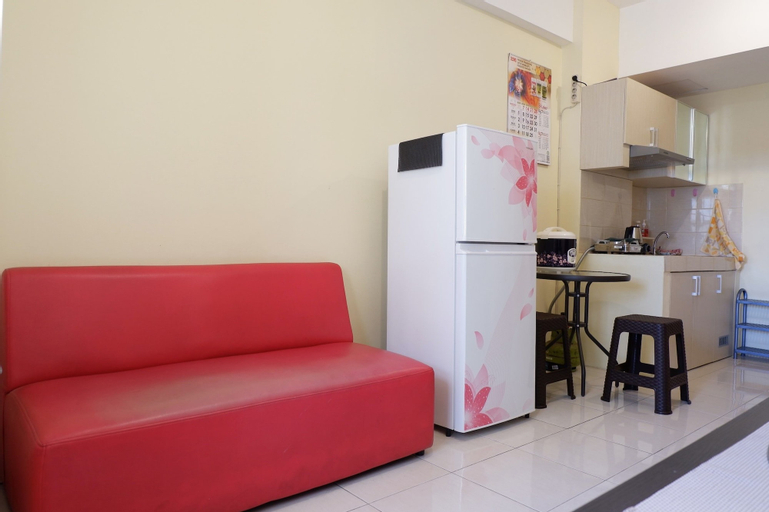 Homey 2BR Apartment at Puncak Permai with Pool View, Surabaya