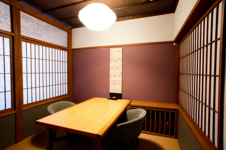 Ryokan Naraya, Kusatsu