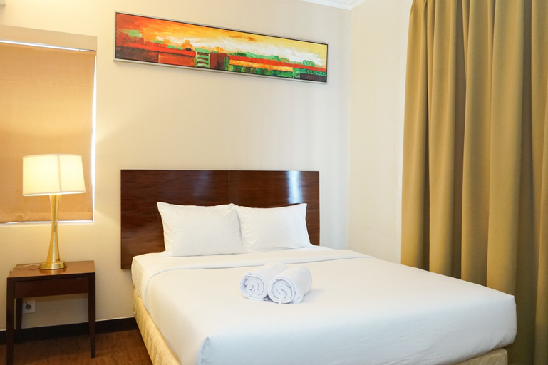 Ancol Marina 1BR Queen Bed Tower A, North Jakarta