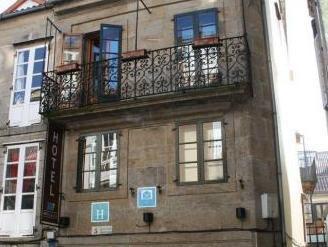 Hotel Alda Algalia, A Coruña