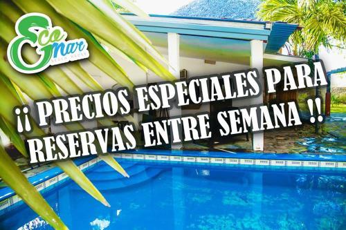 Casa De Playa Ecomar!, Santa Isabel Ishuatán